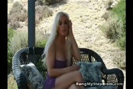 Xxx video mom and sun